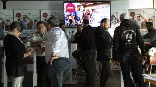 Prix Artisans Innovateurs Nouvelle Aquitaine - les artisans patientent avant de présenter leur projet au jury